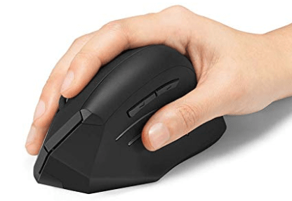 3f241977489 However, when he tried the more recent updated version of the Anker  Ergonomic Mouse, he liked the somewhat more palm-filling feel even more.